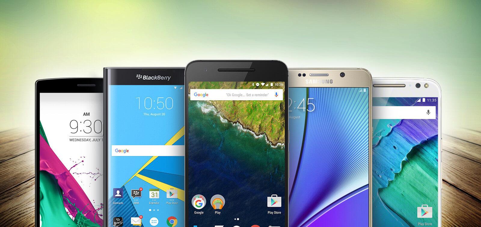 Android Telefonlarda Ekran Görüntüsü