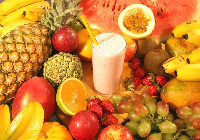C Vitamini Olan Yiyecekler