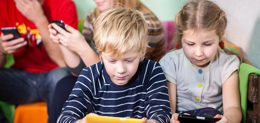 Sosyal Medyanın Çocuklar Üzerindeki Etkileri