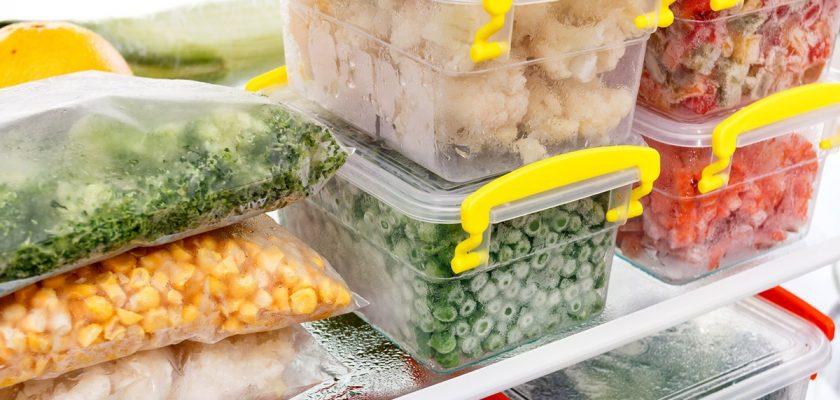 Buzlukta Sebze Saklamanın Püf Noktaları Nelerdir?