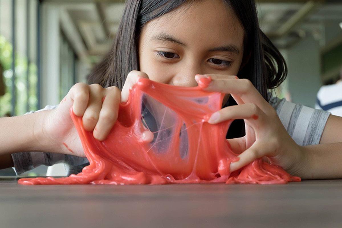 Çocuklar İçin Evde Slime Nasıl Yapılır?