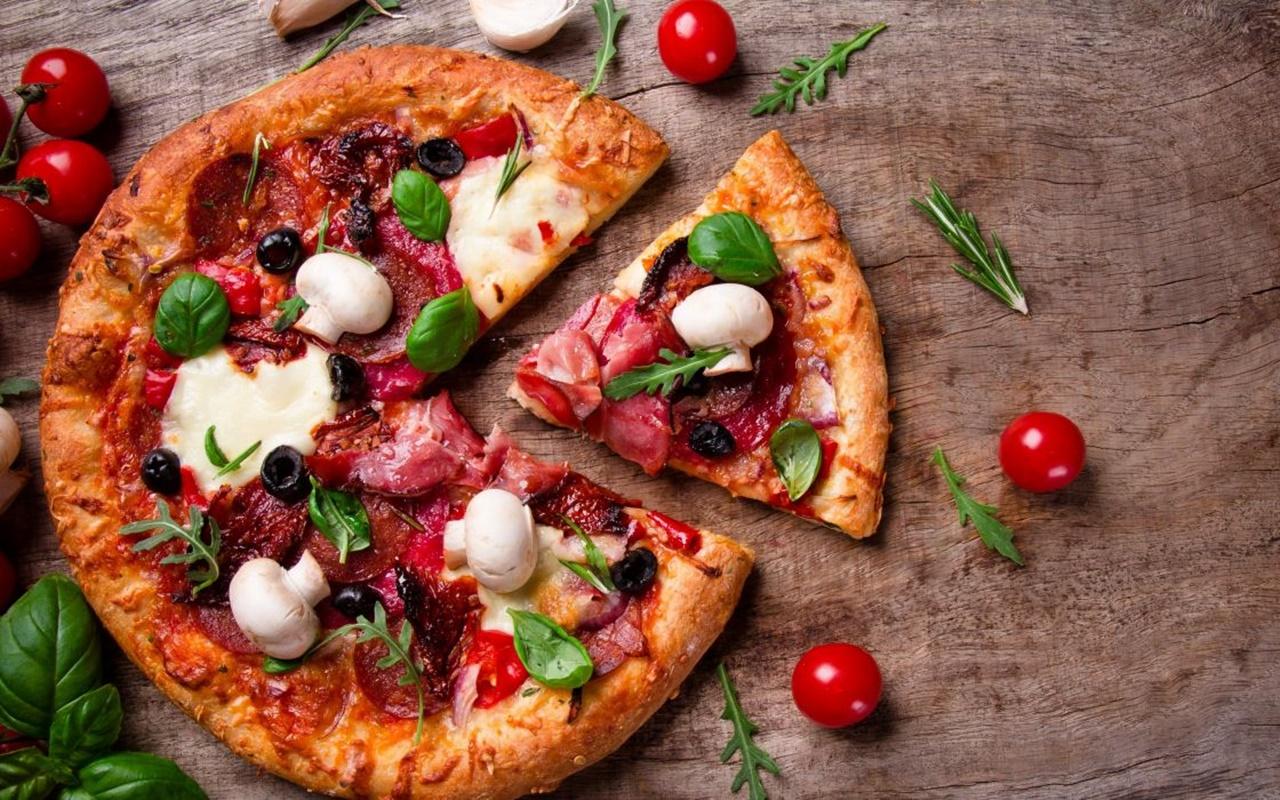 Aklınızı Alacak Basit Pizza Tarifleri