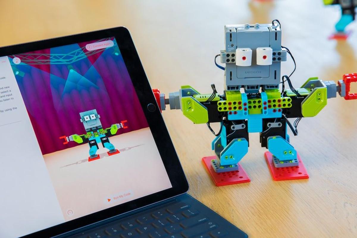 Çocuklar İçin Robotik Kodlama