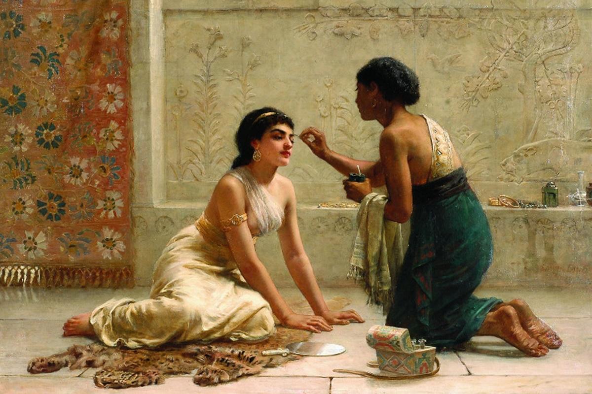 Tarihin Göz Kamaştırıcı Kadınlarının Güzellik Sırları