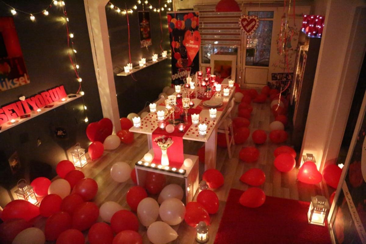 Sevgililer Gününü Bekleme! Sürpriz Hazırlamak İçin Püf Noktalar